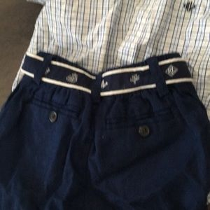 Ralph Lauren Matching Sets - Ralph Lauren Boys outfit 6M